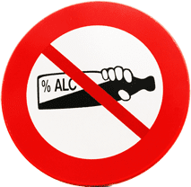 Antecedentes penales y policiales y los delitos de alcoholemia.