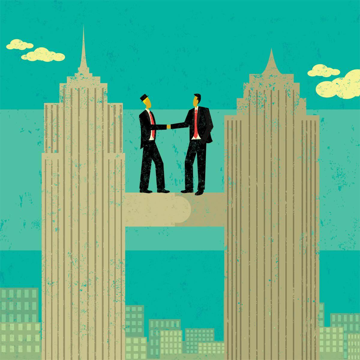 En el proceso de conciliación dentro del procedimiento laboral por despido, el prota parece que puede llegar a un acuerdo con el empresario.