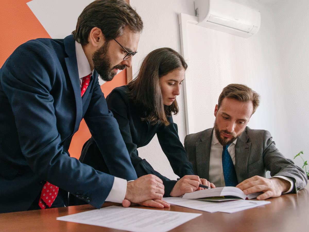 Despacho de abogados en Madrid Debelare.