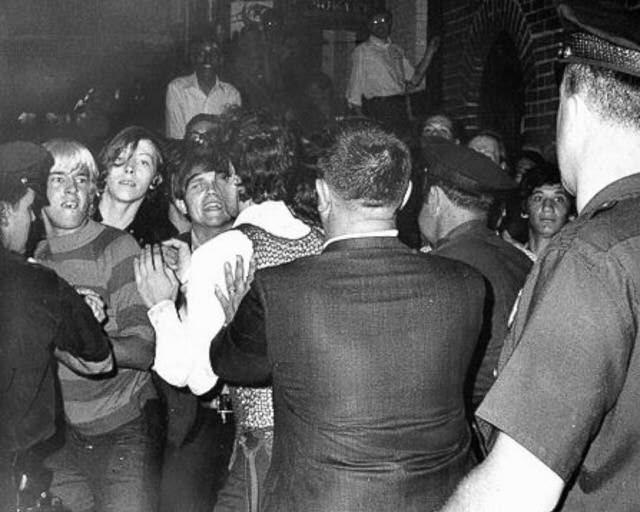 Los disturbios de Stonewall sirvieron de catalizador al movimiento LGTBI.