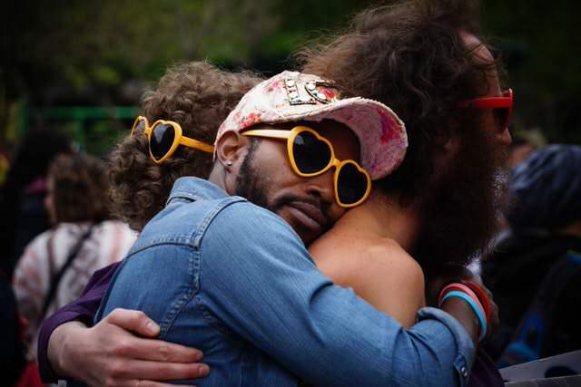 ¡Sí al amor y no a los delitos de odio contra el colectivo LGTBI!