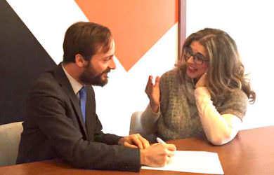 Los abogados de Debelare Madrid agradecen esta fabulosa valoración de los servicios prestados por el bufete.