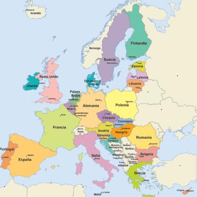 Regulación de la custodia compartida en los países de la Unión Europea